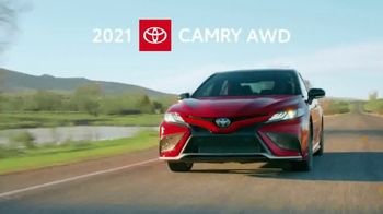 Toyota Run the Numbers Summer Getaway TV Spot, 'Competition: Sedans' [T2] - Thumbnail 5
