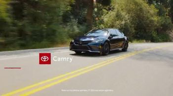 Toyota Run the Numbers Summer Getaway TV Spot, 'Competition: Sedans' [T2] - Thumbnail 6