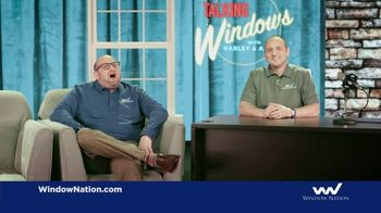 Window Nation TV Spot, 'Talking Windows With Harley & Aaron: Convenient Quotes'
