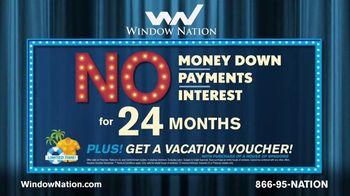 Window Nation TV Spot, 'Talking Windows: What Matters to Mina Starsiak Hawk' - Thumbnail 9