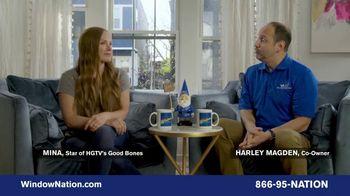 Window Nation TV Spot, 'Talking Windows: What Matters to Mina Starsiak Hawk' - Thumbnail 3