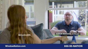 Window Nation TV Spot, 'Talking Windows: What Matters to Mina Starsiak Hawk' - Thumbnail 5