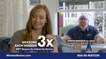 Window Nation TV Spot, 'Talking Windows: What Matters to Mina Starsiak Hawk' - Thumbnail 6