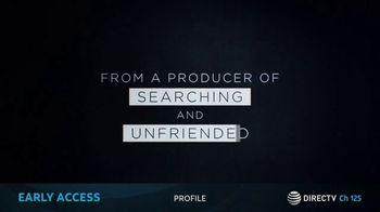 DIRECTV Cinema TV Spot, 'Profile' - Thumbnail 2