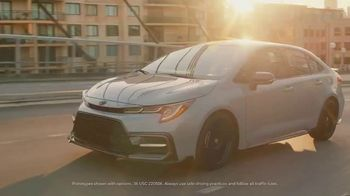 Toyota TV Spot, 'Words of Encouragement' Song by Sia [T1] - Thumbnail 1