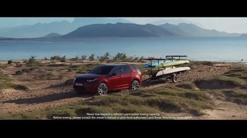 Land Rover TV Spot, 'Adventure Is Calling' [T2]