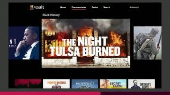 History Vault TV Spot, 'The Black History Playlist'