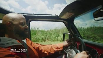 Jeep Wrangler TV Spot, 'History Channel: Alone: Inspired' [T1] - Thumbnail 3