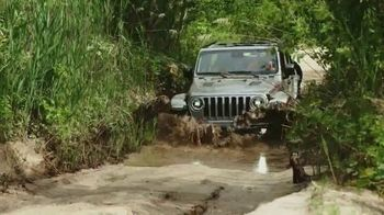 Jeep Wrangler TV Spot, 'History Channel: Alone: Inspired' [T1] - Thumbnail 4
