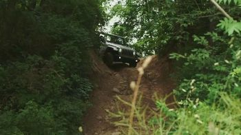 Jeep Wrangler TV Spot, 'History Channel: Alone: Inspired' [T1] - Thumbnail 5