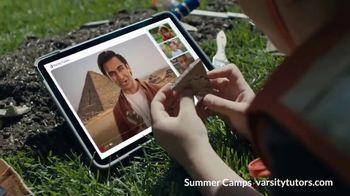 Varsity Tutors TV Spot, 'Virtual Summer Camps' - Thumbnail 7