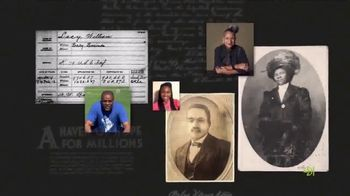 Ancestry TV Spot, 'Find Black Heroes in Your Family Tree'