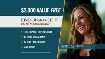 Endurance Breakdown Protection TV Spot, 'Money Back in Your Pocket'