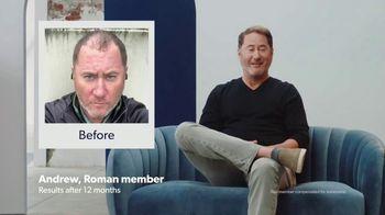 Roman TV Spot, 'Hair Loss'