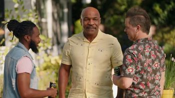 Mike's Hard Lemonade Seltzer TV Spot, 'Mike Brought Them' Featuring Mike Tyson