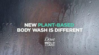 Dove Men+Care Plant-Based Body Wash TV Spot, 'Different' - Thumbnail 1