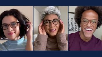 Warby Parker TV Spot, 'Range of Widths'