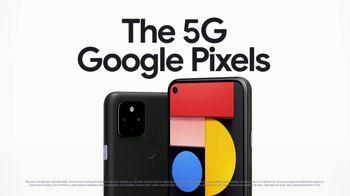 Google Pixel 5 TV Spot, 'Security Battery: Super G: $499' - Thumbnail 5