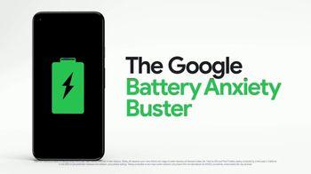 Google Pixel 5 TV Spot, 'Security Battery: Super G: $499' - Thumbnail 9