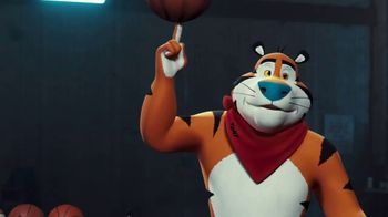 Frosted Flakes TV Spot, 'Disney Channel: Basketball Skills' Featuring Sky Katz