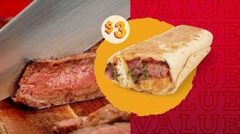 Taco John's Valuest Menu TV Spot, 'Value-Dictorian' - Thumbnail 1