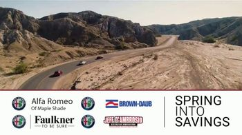 Alfa Romeo TV Spot, 'Spring Into Savings' [T2] - Thumbnail 6