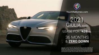 Alfa Romeo TV Spot, 'Spring Into Savings' [T2] - Thumbnail 3