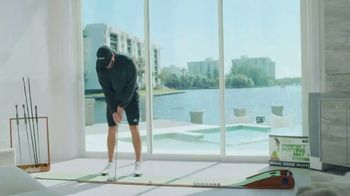 Perfect Practice TV Spot, 'Putting Mat and Laser' Featuring Dustin Johnson - 50 commercial airings