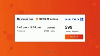 Kayak TV Spot, 'Book a Flight With No Change Fees'