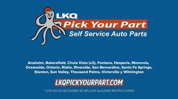 LKQ Pick Your Part TV Spot, 'Solución' [Spanish] - Thumbnail 7