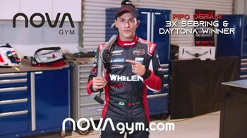 NOVA Gym TV Spot, 'Need for Speed' Featuring Pipo Derani - Thumbnail 3
