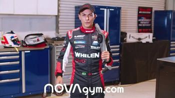 NOVA Gym TV Spot, 'Need for Speed' Featuring Pipo Derani - Thumbnail 8