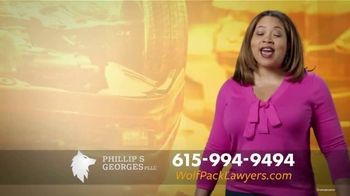 Phillip S. Georges, PLLC TV Spot, 'Texting Driver'