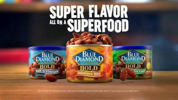 Blue Diamond Almonds Bold TV Spot, 'Zest Fest' - Thumbnail 9