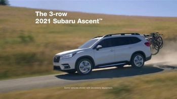 Subaru A Lot to Love Event TV Spot, 'Features' [T2] - Thumbnail 2
