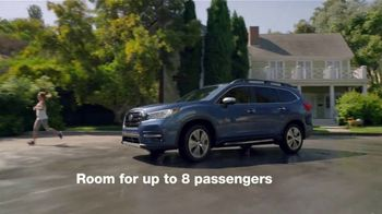 Subaru A Lot to Love Event TV Spot, 'Features' [T2] - Thumbnail 3