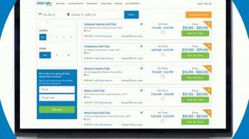 GolfNow.com TV Spot, 'Spring Into Savings: 20% Off' - Thumbnail 6