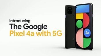 Google Pixel 4a TV Spot, 'Security Battery: T-Mobile: $499'