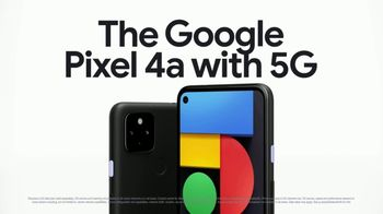 Google Pixel 4a TV Spot, 'Security Battery: T-Mobile: $499' - Thumbnail 10