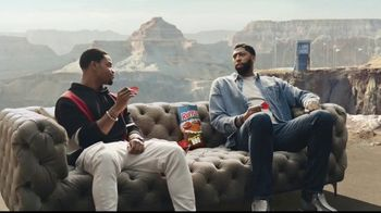 Ruffles Flamin' Hot BBQ TV Spot, 'Without Ridges: Daredevil' Featuring Anthony Davis, King Bach