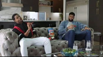 Ruffles Flamin' Hot BBQ TV Spot, 'Without Ridges: Daredevil' Featuring Anthony Davis, King Bach - Thumbnail 1