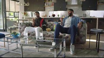 Ruffles Lime & Jalapeño TV Spot, 'Without Ridges: Coach' Featuring Anthony Davis, King Bach - Thumbnail 1