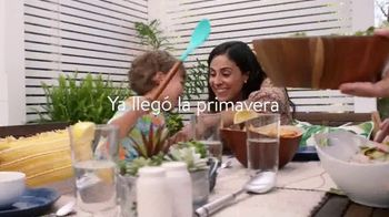 Walmart TV Spot, 'Ya llegó la primavera' [Spanish]