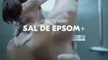 Degree Maximum Recovery TV Spot, 'Sal de epsom y electrólitos' [Spanish]