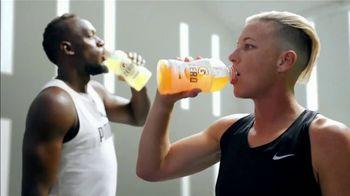 Gatorade Zero TV Spot, 'Home Showdown' Featuring Michael Jordan, Usain Bolt, Abby Wambach - Thumbnail 1