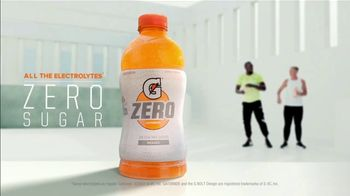 Gatorade Zero TV Spot, 'Home Showdown' Featuring Michael Jordan, Usain Bolt, Abby Wambach - Thumbnail 9