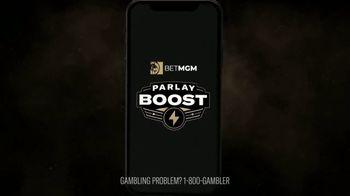 BetMGM TV Spot, 'Parlay Boost'