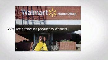 Walmart TV Spot, 'Joe Makes History' Song by The Reverend Shawn Amos - Thumbnail 4
