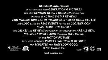 Glossier Lash Slick TV Spot, 'The Movie: Indie' Featuring Ego Nwodim - Thumbnail 10