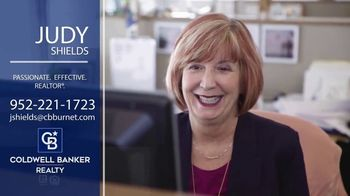 Coldwell Banker Realty TV Spot, 'Judy Shields: A Great, Big Real Estate Experience' - Thumbnail 2